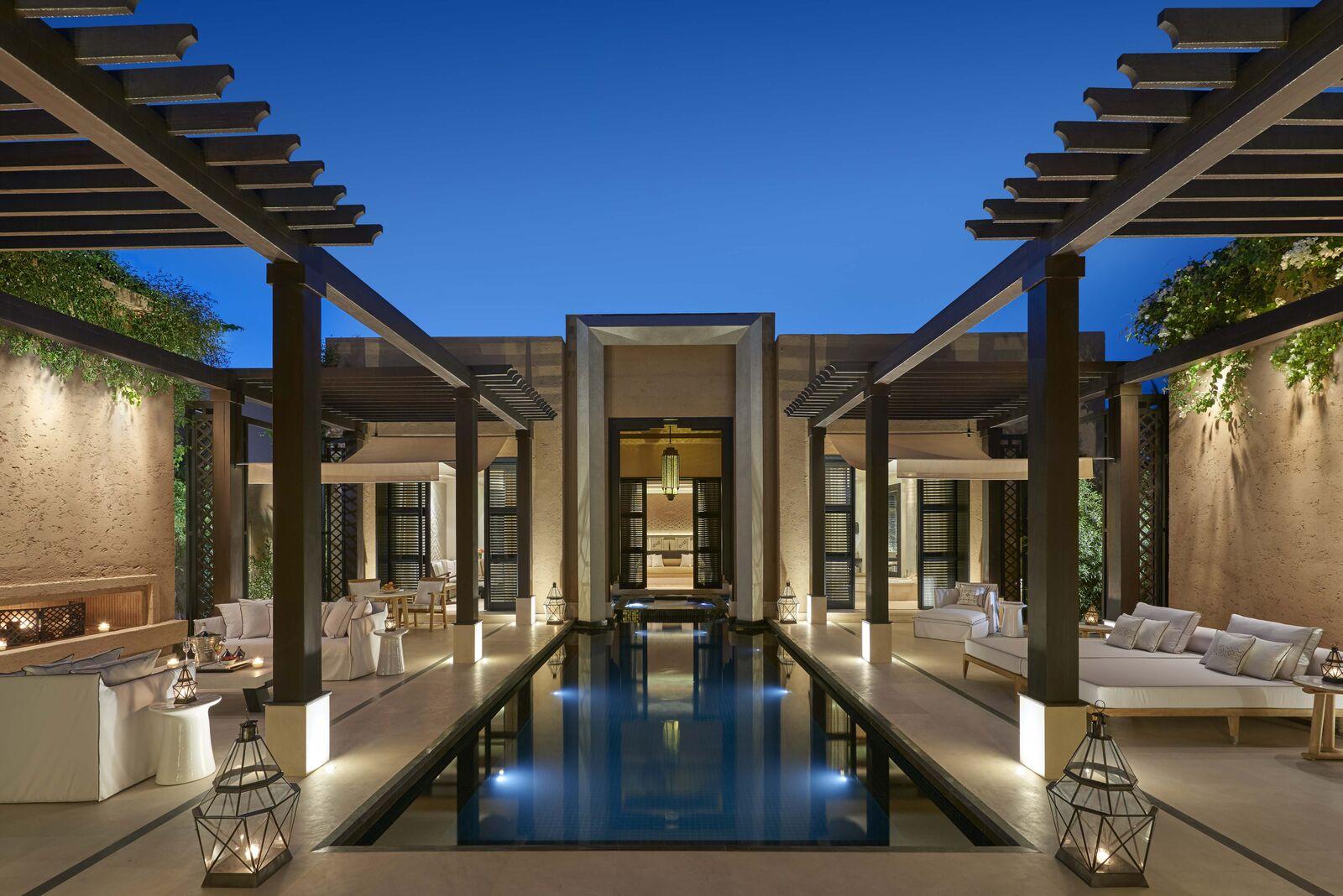 Asiatische Eleganz jetzt in Marrakech: das neue Mandarin Oriental ist eröffnet!